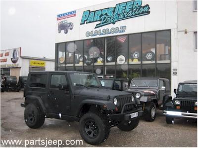 Parts Jeep Preparation Cuers Numero 1 De La Jeep En France